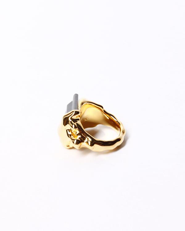 аксессуары кольцо Q-Pot, сезон: без сезона. Купить за 6800 руб. | Фото 4