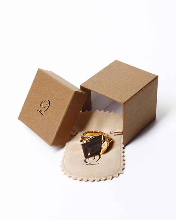 аксессуары кольцо Q-Pot, сезон: без сезона. Купить за 6800 руб. | Фото 5