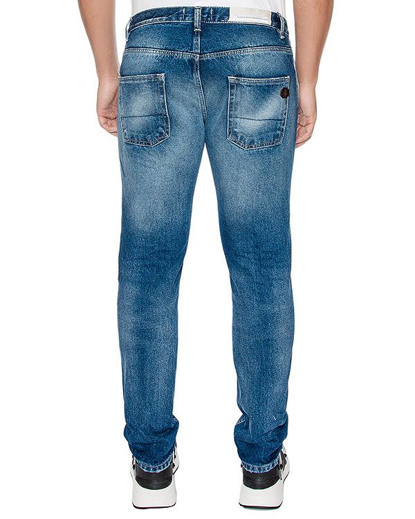 мужская джинсы P.M.D.S, сезон: зима 2016/17. Купить за 7200 руб. | Фото 2