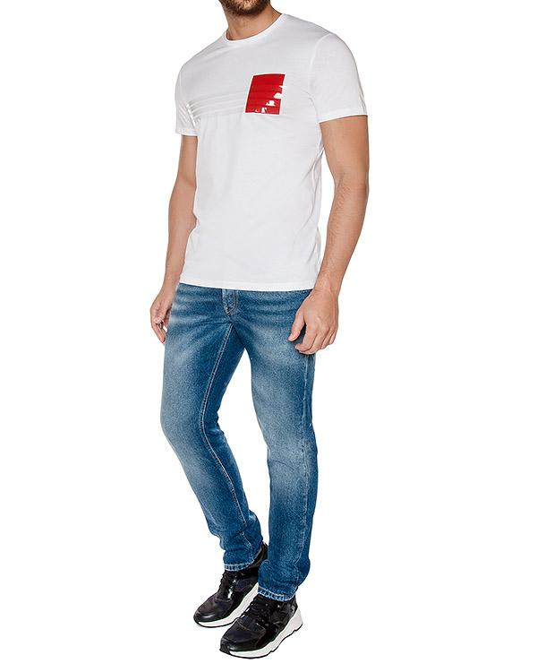 мужская джинсы P.M.D.S, сезон: зима 2016/17. Купить за 7200 руб. | Фото 3