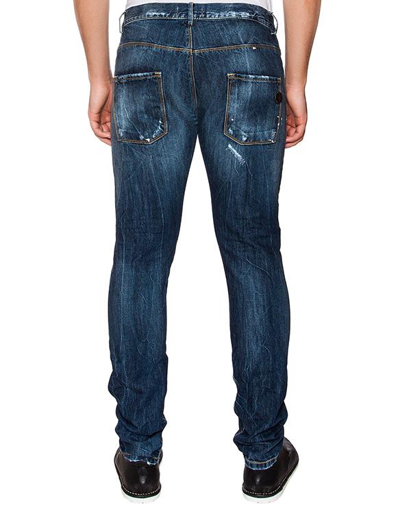 мужская джинсы P.M.D.S, сезон: лето 2016. Купить за 6600 руб. | Фото $i