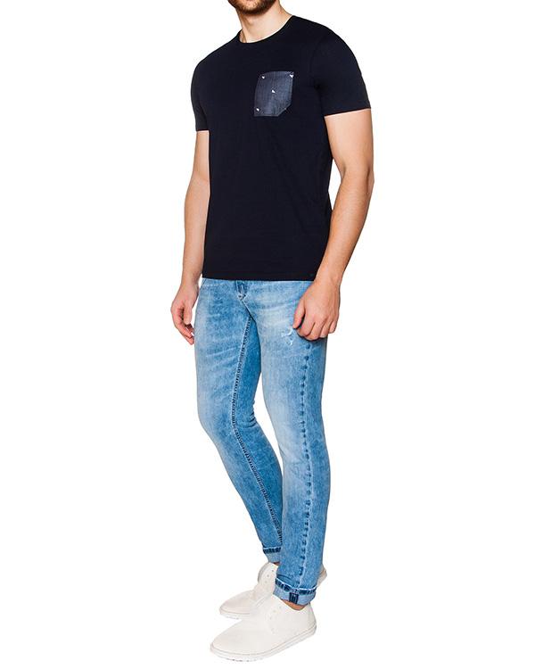 мужская джинсы P.M.D.S, сезон: лето 2016. Купить за 5700 руб. | Фото 3