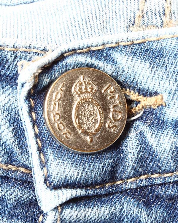 мужская джинсы P.M.D.S, сезон: лето 2016. Купить за 5700 руб. | Фото 4
