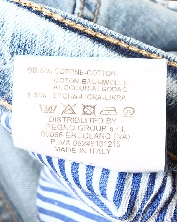 мужская джинсы P.M.D.S, сезон: лето 2016. Купить за 5700 руб. | Фото 5