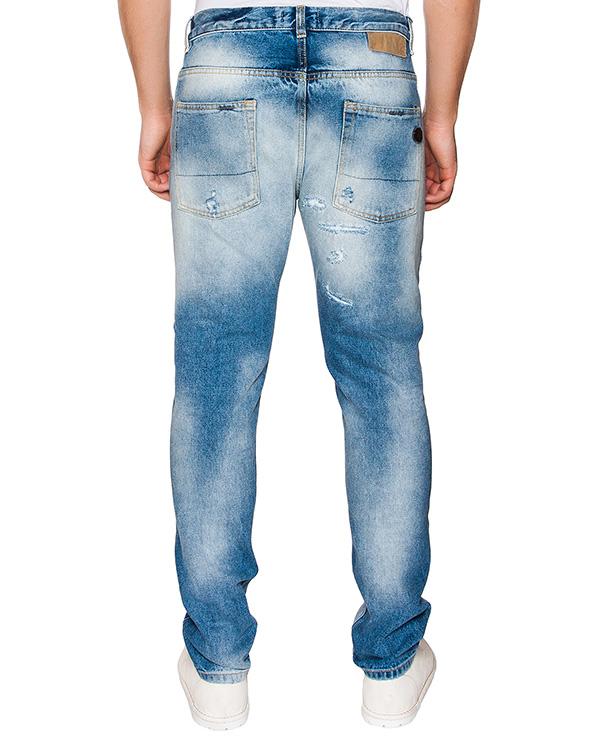 мужская джинсы P.M.D.S, сезон: лето 2016. Купить за 7600 руб. | Фото 2