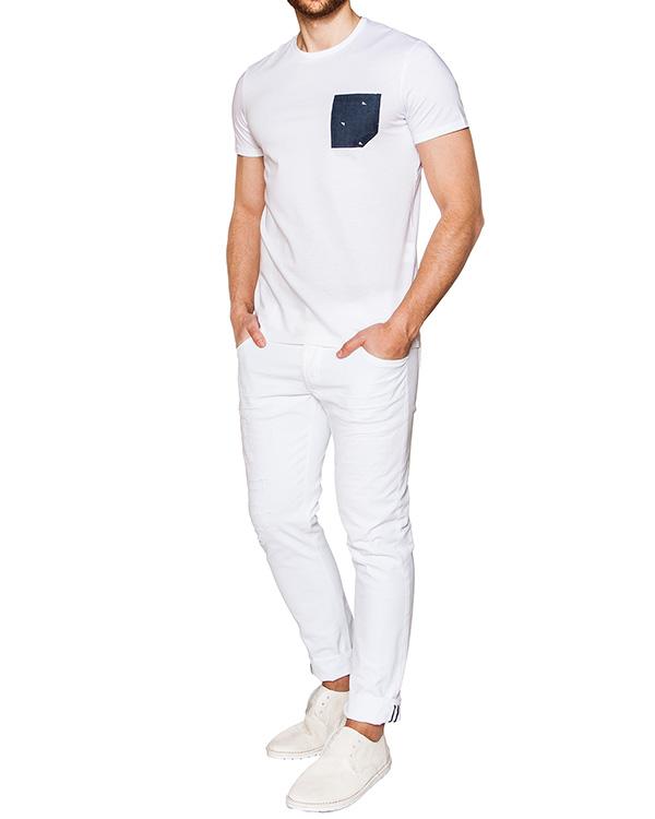 мужская футболка P.M.D.S, сезон: лето 2016. Купить за 3800 руб. | Фото 3