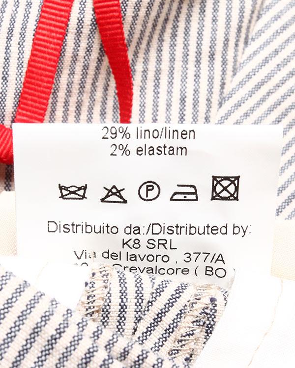 женская брюки SEMI-COUTURE, сезон: лето 2013. Купить за 8000 руб. | Фото 5