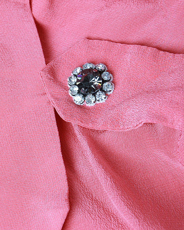 женская блуза SEMI-COUTURE, сезон: лето 2013. Купить за 9000 руб. | Фото 4