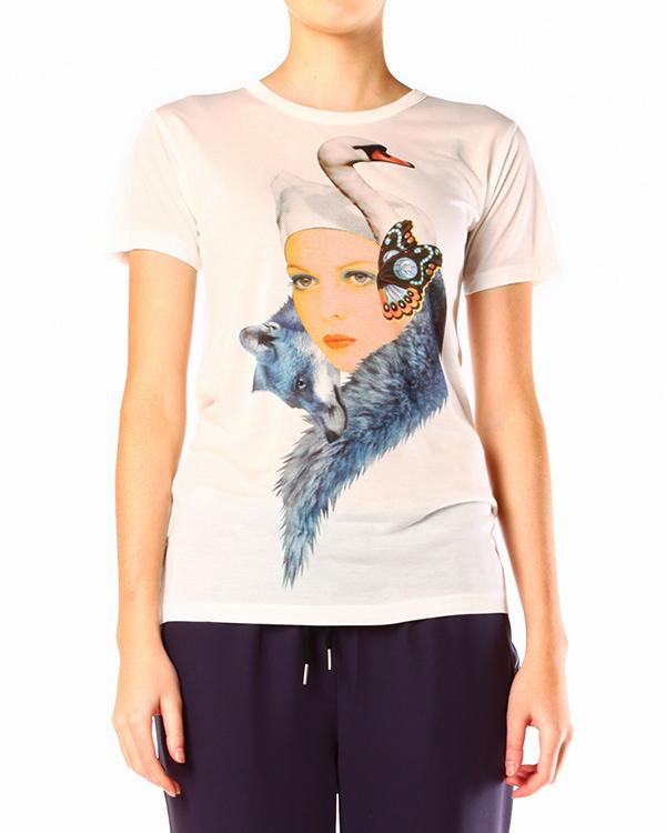 женская футболка Emma Cook, сезон: лето 2014. Купить за 4200 руб. | Фото 1