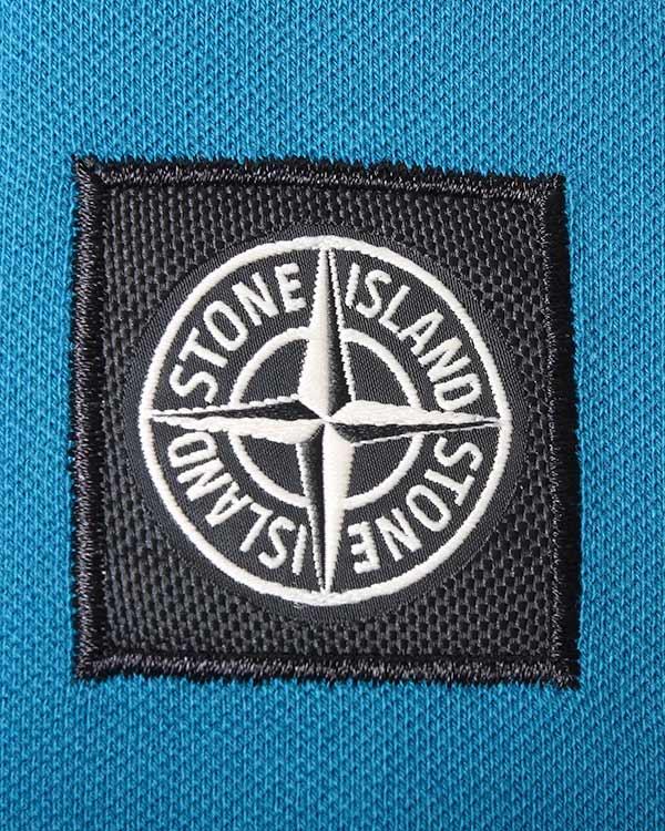 мужская поло Stone Island, сезон: лето 2015. Купить за 3900 руб. | Фото $i