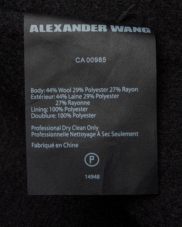 женская жакет Alexander Wang, сезон: зима 2016/17. Купить за 34200 руб. | Фото 5