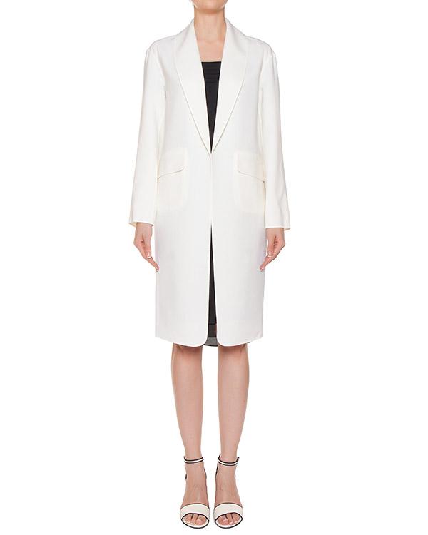 пальто прямого кроя из тонкой вирджинской шерсти артикул 101625 марки Alexander Wang купить за 60000 руб.