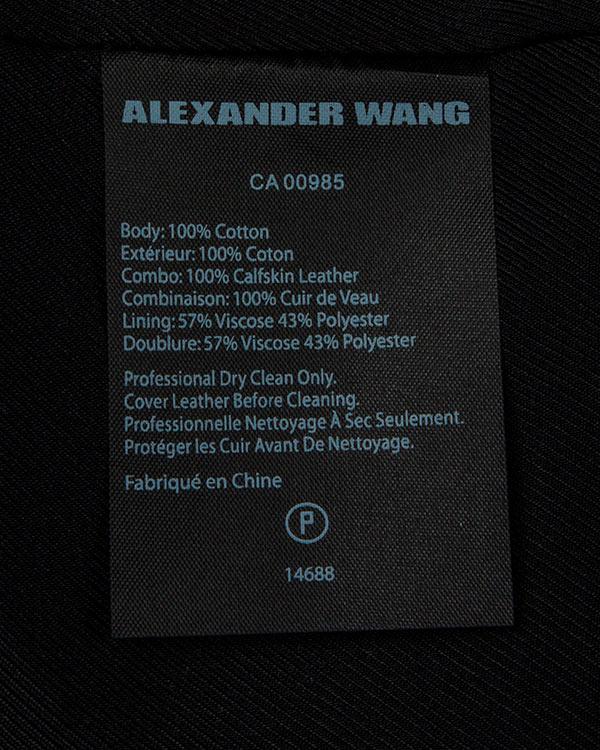 женская юбка Alexander Wang, сезон: лето 2016. Купить за 24600 руб. | Фото 5