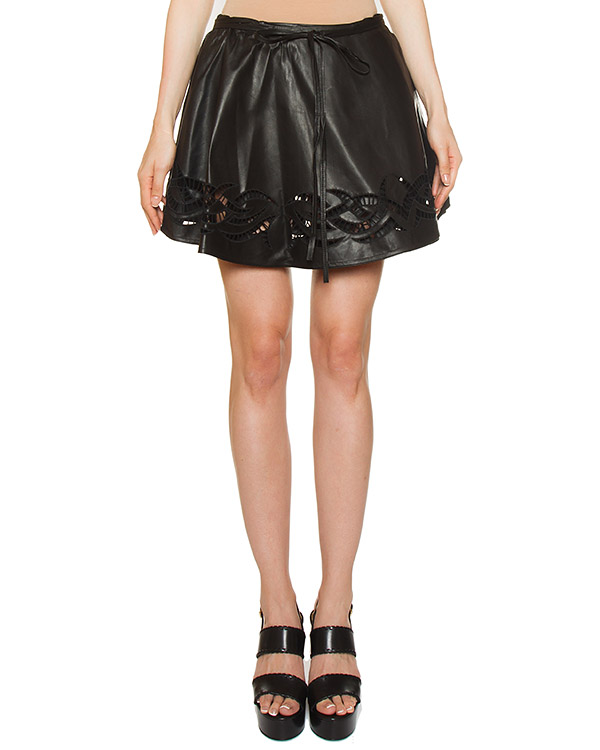 юбка-шорты  артикул 102394S17 марки Alexander Wang купить за 31000 руб.