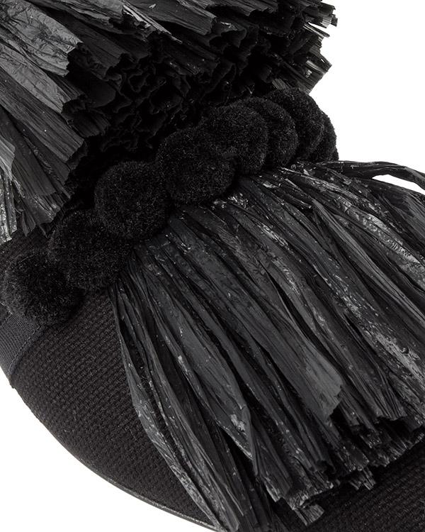 женская слиперы Sanayi, сезон: лето 2017. Купить за 34700 руб.   Фото $i