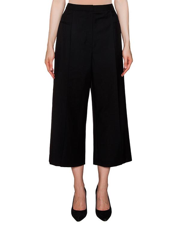 брюки кюлоты из полушерстяной ткани артикул 103561S16 марки Alexander Wang купить за 21000 руб.