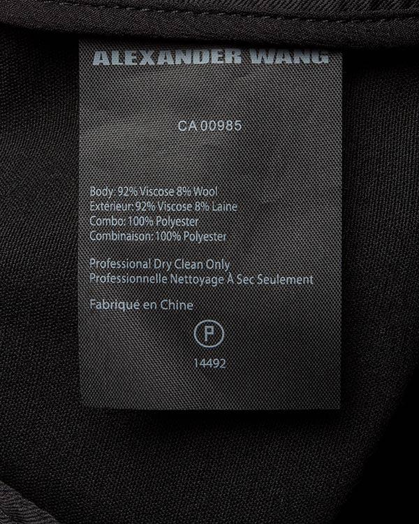 женская брюки Alexander Wang, сезон: зима 2016/17. Купить за 18000 руб. | Фото 5