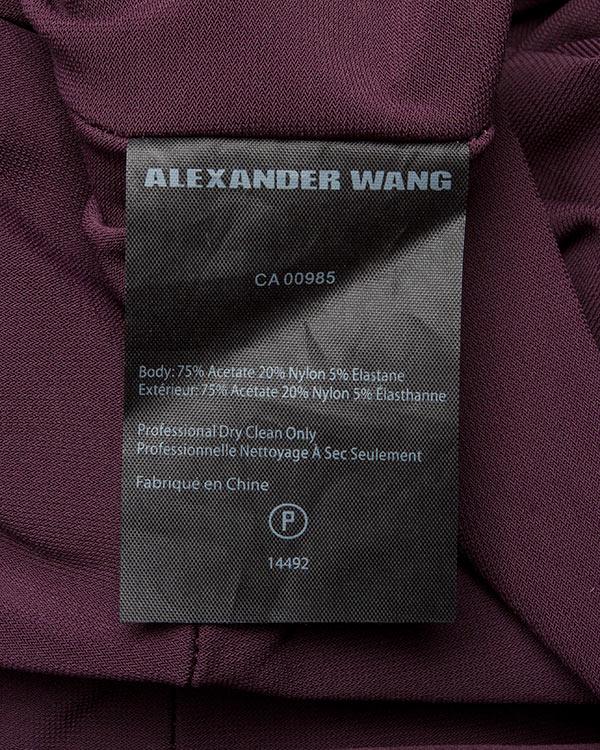 женская платье Alexander Wang, сезон: зима 2016/17. Купить за 28100 руб. | Фото $i