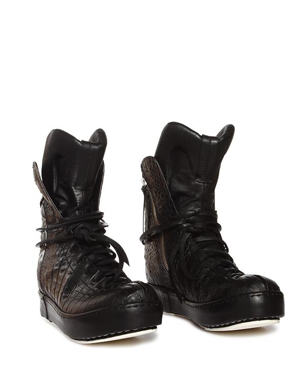 мужская ботинки Artselab, сезон: зима 2014/15. Купить за 22100 руб. | Фото 2