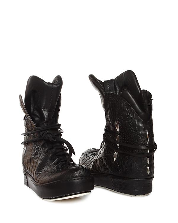 мужская ботинки Artselab, сезон: зима 2014/15. Купить за 22100 руб. | Фото 3