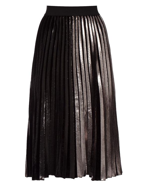 юбка плиссе из металлизированного материала  артикул 1103022 марки Nude купить за 34600 руб.