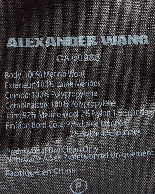 аксессуары шапка Alexander Wang, сезон: зима 2016/17. Купить за 10200 руб. | Фото 4