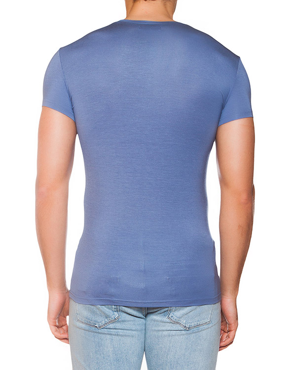 мужская футболка EMPORIO ARMANI, сезон: лето 2015. Купить за 2000 руб. | Фото 2