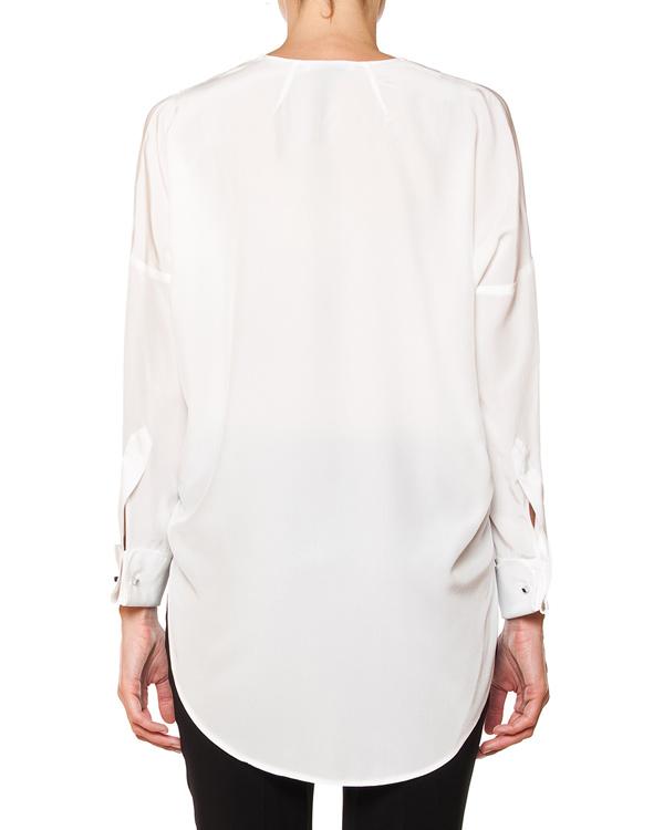 женская блуза CoSTUME NATIONAL, сезон: лето 2015. Купить за 16600 руб. | Фото 2