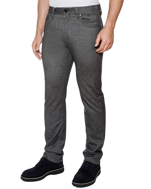брюки из плотного денима артикул 113513 марки Cortigiani купить за 14700 руб.