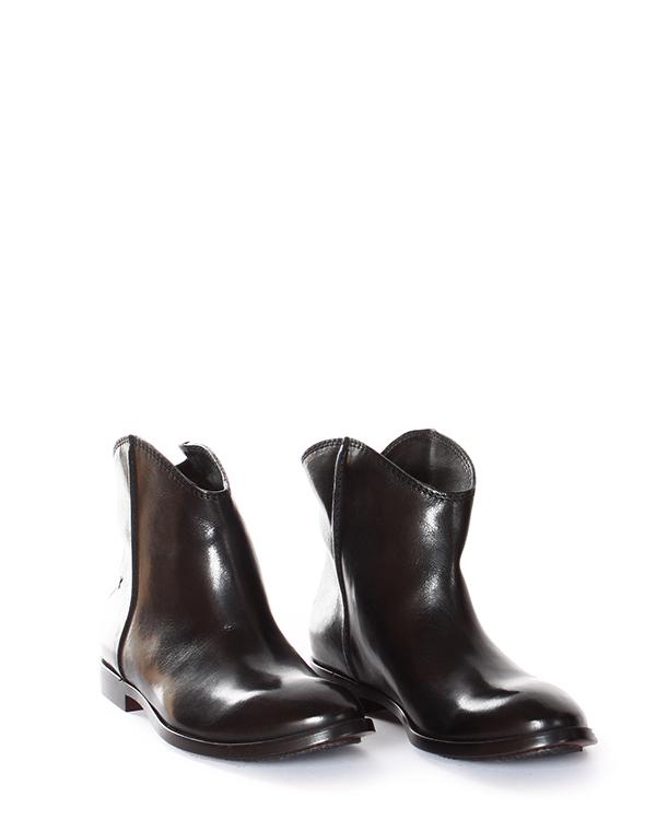 женская ботинки CoSTUME NATIONAL, сезон: зима 2014/15. Купить за 22600 руб. | Фото 2