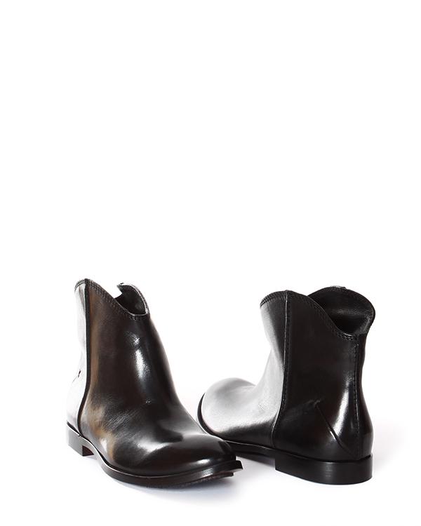 женская ботинки CoSTUME NATIONAL, сезон: зима 2014/15. Купить за 22600 руб. | Фото 3