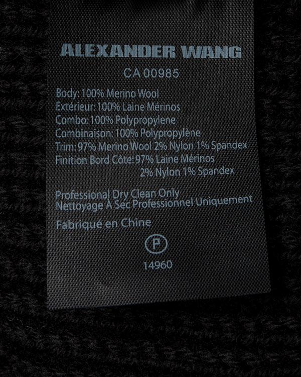 женская джемпер Alexander Wang, сезон: зима 2016/17. Купить за 21100 руб. | Фото 5