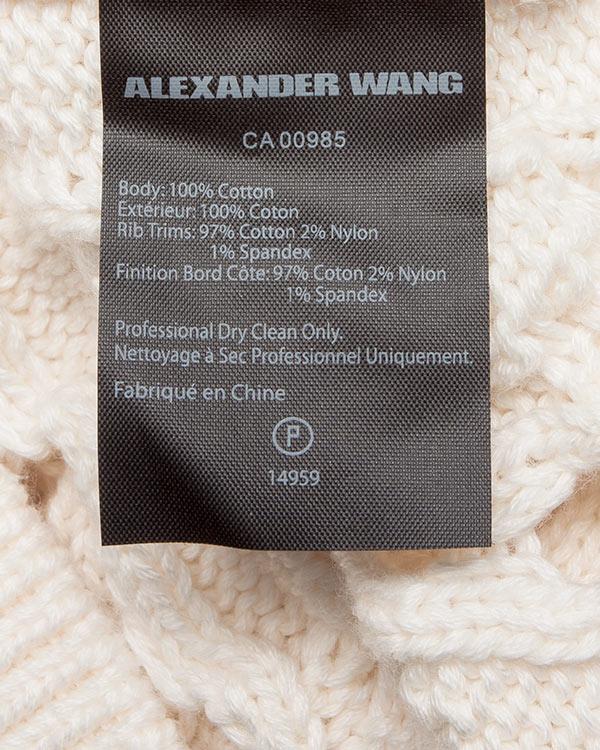 женская свитер Alexander Wang, сезон: зима 2016/17. Купить за 37400 руб. | Фото 5