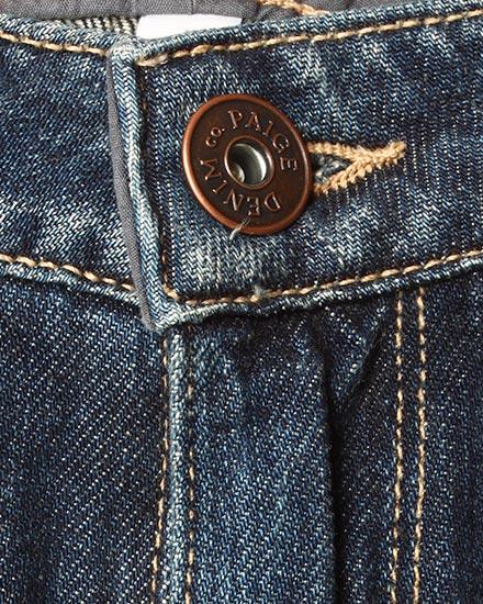 женская джинсы Paige, сезон: лето 2016. Купить за 10200 руб. | Фото 4