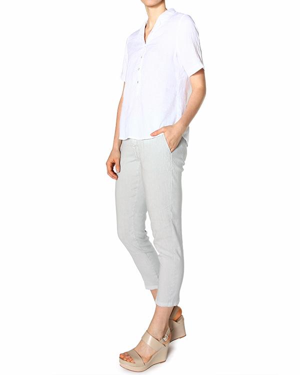 женская блуза 120% lino, сезон: лето 2015. Купить за 5300 руб. | Фото 3