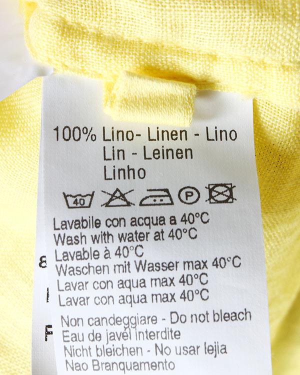 женская блуза 120% lino, сезон: лето 2015. Купить за 5300 руб. | Фото 5