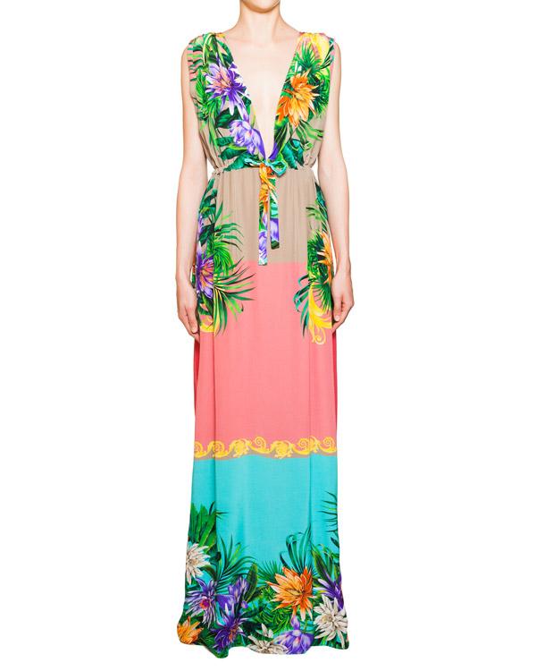 женская платье MSGM, сезон: лето 2012. Купить за 17200 руб. | Фото 1