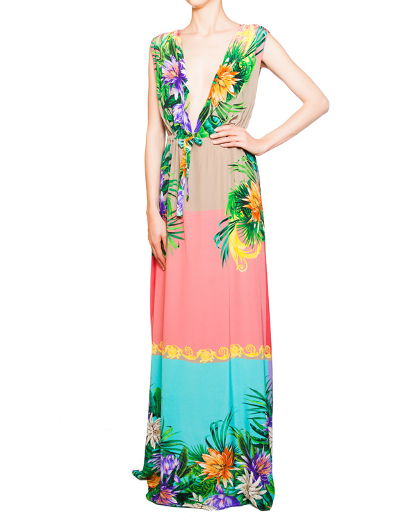 женская платье MSGM, сезон: лето 2012. Купить за 17200 руб. | Фото 2