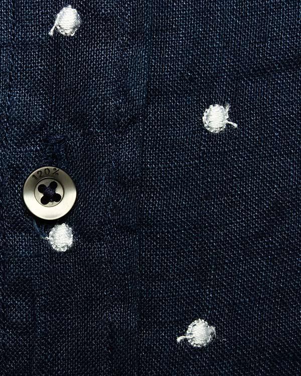 мужская рубашка 120% lino, сезон: лето 2016. Купить за 7800 руб. | Фото 4