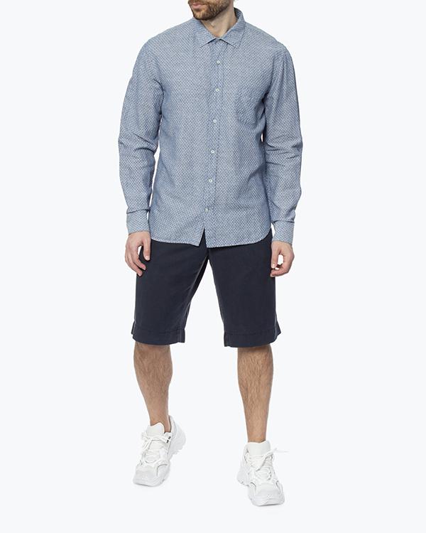 мужская рубашка 120% lino, сезон: лето 2016. Купить за 6600 руб. | Фото 2