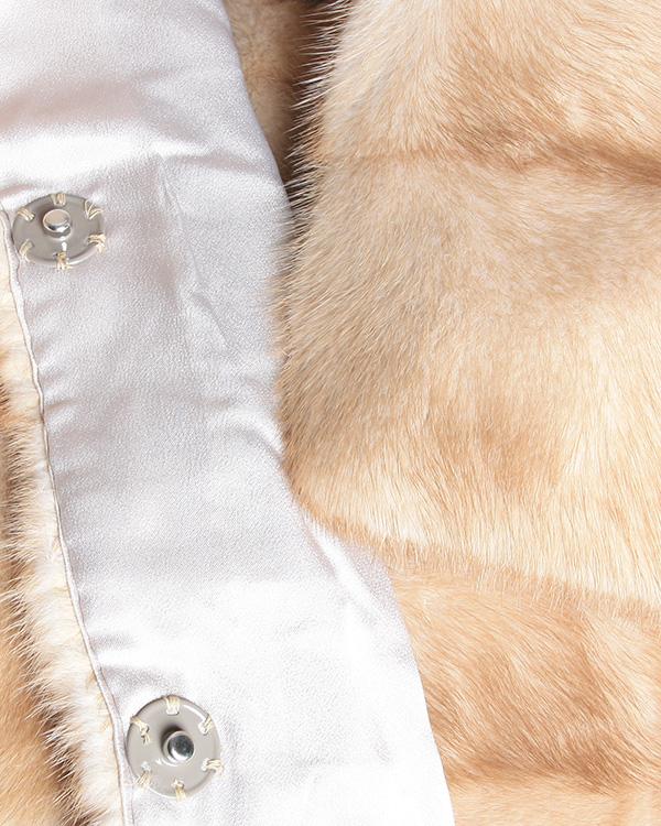 женская мех.пальто Manzoni, сезон: зима 2012/13. Купить за 226200 руб. | Фото 4