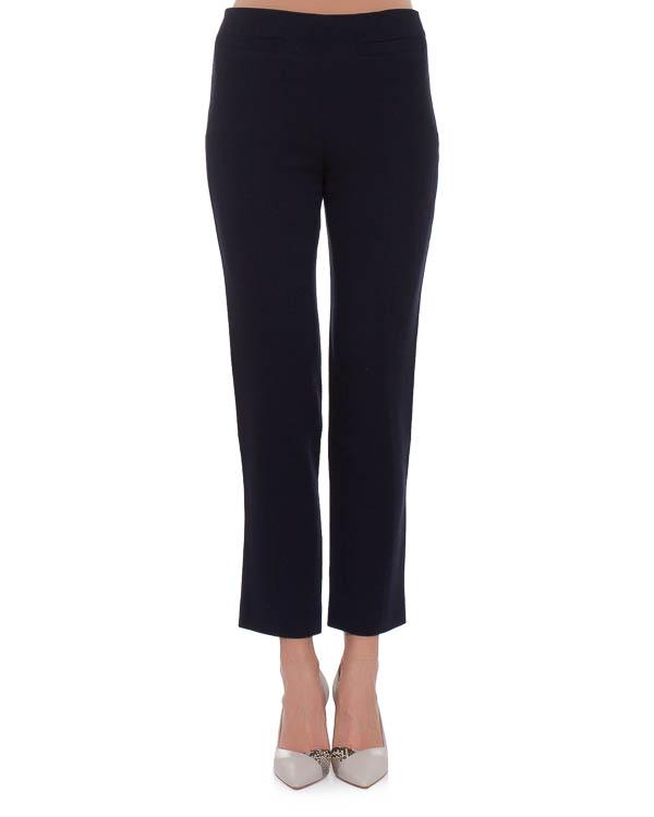 брюки зауженного кроя, с застежкой-молнией на спине артикул 130P01 марки Carven купить за 13300 руб.