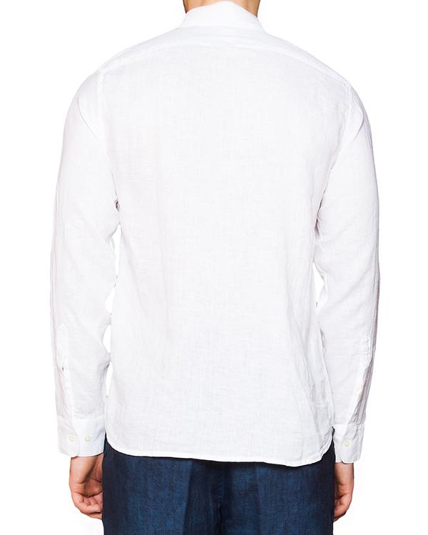 мужская рубашка 120% lino, сезон: лето 2016. Купить за 10800 руб. | Фото 2