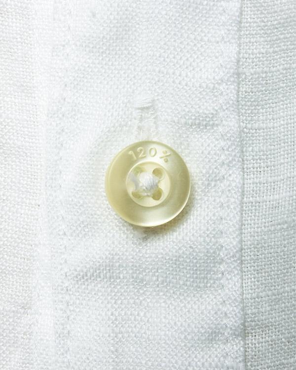 мужская рубашка 120% lino, сезон: лето 2016. Купить за 10800 руб. | Фото 4