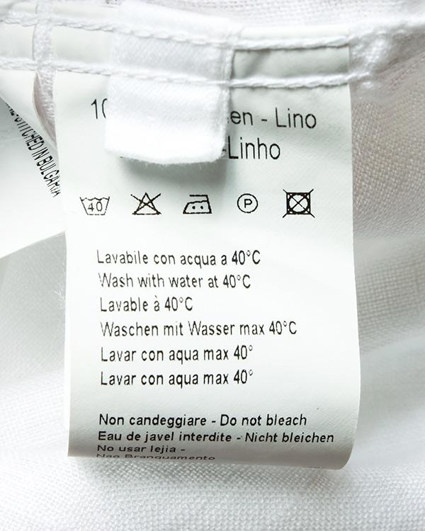 мужская рубашка 120% lino, сезон: лето 2016. Купить за 10800 руб. | Фото 5