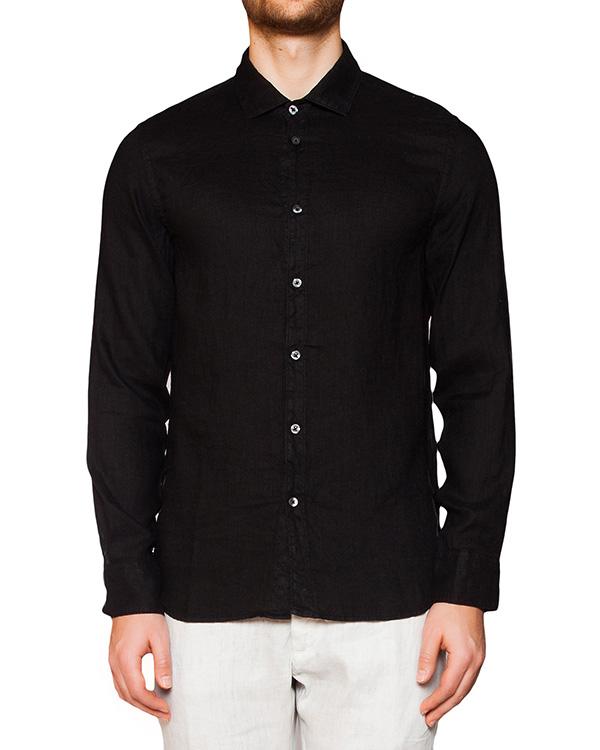 мужская рубашка 120% lino, сезон: лето 2016. Купить за 5400 руб. | Фото 1