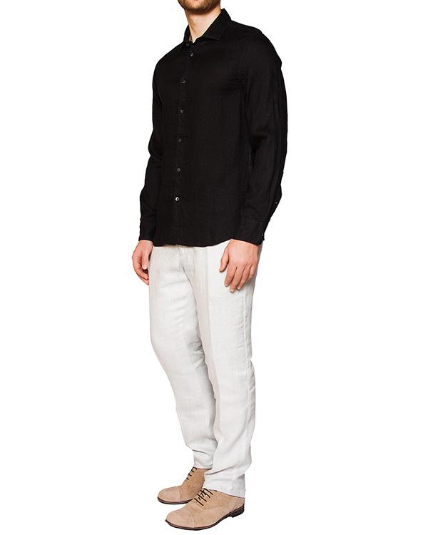 мужская рубашка 120% lino, сезон: лето 2016. Купить за 5400 руб. | Фото 3