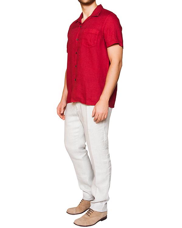 мужская рубашка 120% lino, сезон: лето 2016. Купить за 5100 руб. | Фото 3
