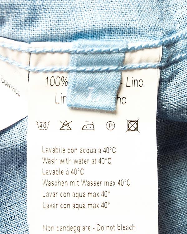мужская рубашка 120% lino, сезон: лето 2016. Купить за 10300 руб. | Фото 5