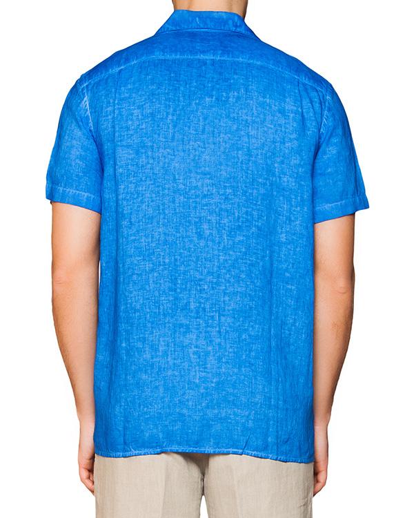 мужская рубашка 120% lino, сезон: лето 2016. Купить за 10300 руб. | Фото 2